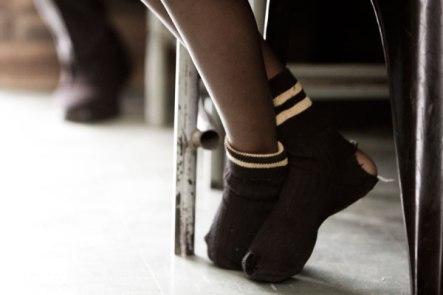 Broken-socks