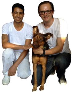 Bishyo, Beba e Tomasz